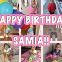 HAPPY BIRTHDAY SAMIA!! [#7 - SEASON 10] 1