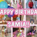 HAPPY BIRTHDAY SAMIA!! [#7 - SEASON 10] 9