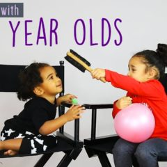 AN INTERVIEW WITH 2 YEAR OLDS 6