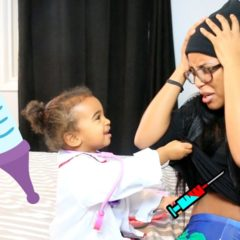 [VIDEO]DOC MCSTUFFINS GIVES MOMMY A NEEDLE AND CHECK UP 1