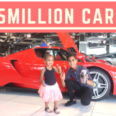 SAMIA BUYS A $2.5 MILLION CAR ?? 10