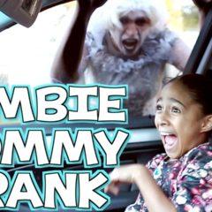 [WATCH MY BESTIES VIDEO] ZOMBIE MOMMY PRANK 6
