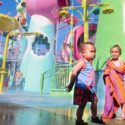 KIDS PLAYING AT GIANT WATERPARK 2