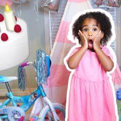 samia 3rd birthday