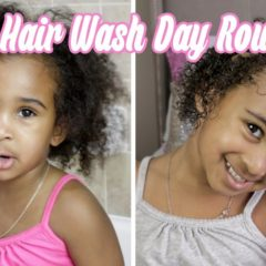 SAMIA'S HAIR WASH DAY ROUTINE! 5