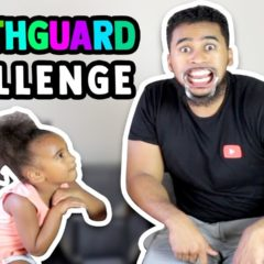 MOUTHGUARD CHALLENGE 5
