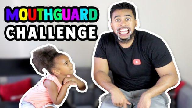 MOUTHGUARD CHALLENGE 1