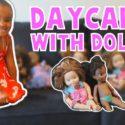 SAMIA'S PRETEND PLAY DAYCARE WITH BABY DOLLS 5