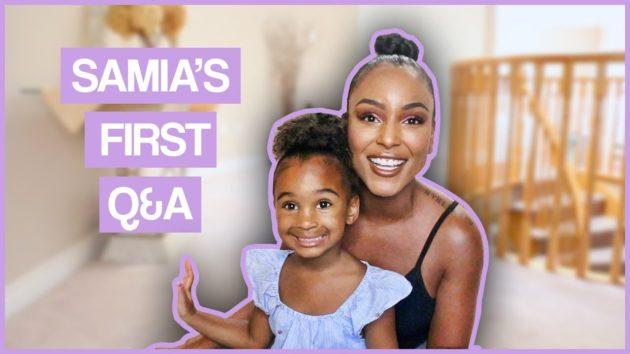 SAMIA'S FIRST Q&A 1