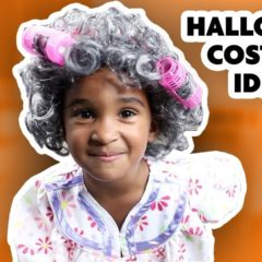 3 HALLOWEEN COSTUME IDEAS! 5