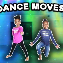 SAMIA'S TOP 5 DANCES 1