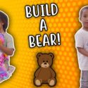 SAMIA AND ZAYN VISITS THE BUILD A BEAR WORKSHOP! 10