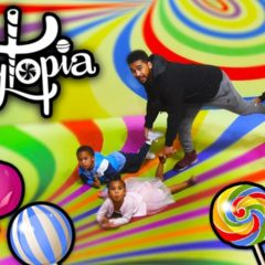 SAMIA GOES TO CANDY LAND IN REAL LIFE (CANDYTOPIA) 9
