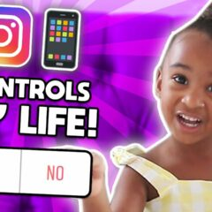 INSTAGRAM FOLLOWERS CONTROL MY LIFE FOR A DAY!! 3