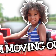 SAMIA IS MOVING OUT! 3