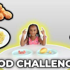 SAMIA'S FOOD CHALLENGE (YUMMY!) 3