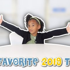 SAMIA'S FAVORITE 2019 TOYS | Walmart Toy Board Member 8