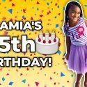 samias birthday