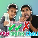 DON'T DRINK THE WRONG MYSTERY DRINK! *YUCKY* 9