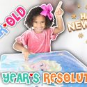 5-YEAR-OLD MAKES NEW YEAR RESOLUTIONS 9