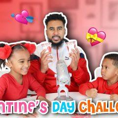 VALENTINE'S DAY CHALLENGE 6