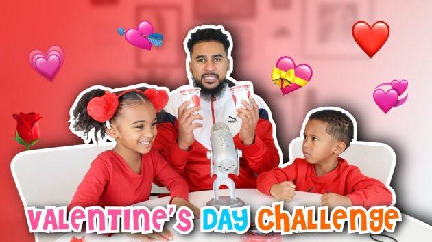 VALENTINE'S DAY CHALLENGE 1
