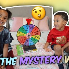 SPINNING THE MYSTERY WHEEL 2