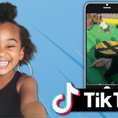 REACTING TO FUNNY KIDS ON TIK TOK 4