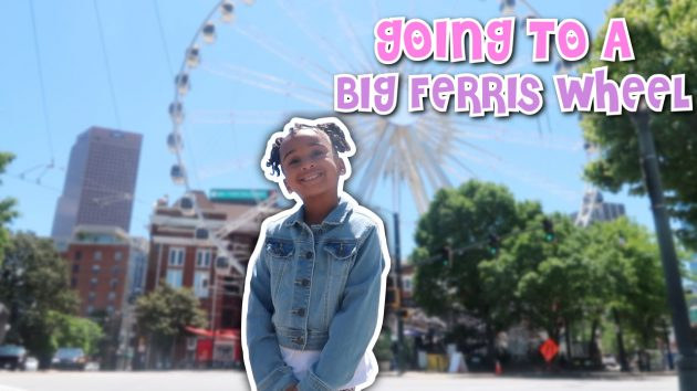 MY BIG FERRIS WHEEL RIDE ADVENTURE 1