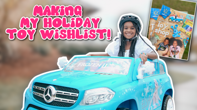 Samia Reveals 3 more NEW Favorite toys (Walmart Toy Catalog is here!)