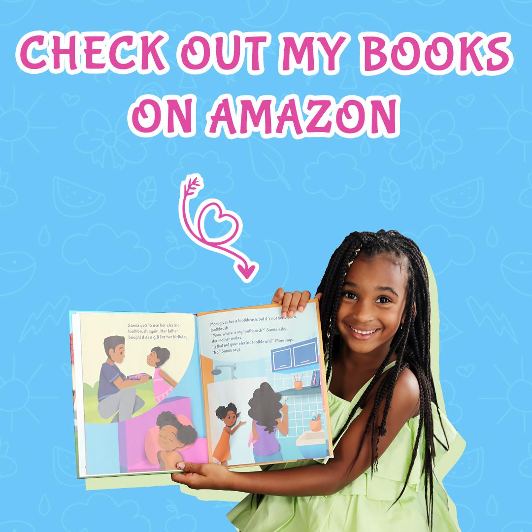 KIDS BOOKS SAMIA